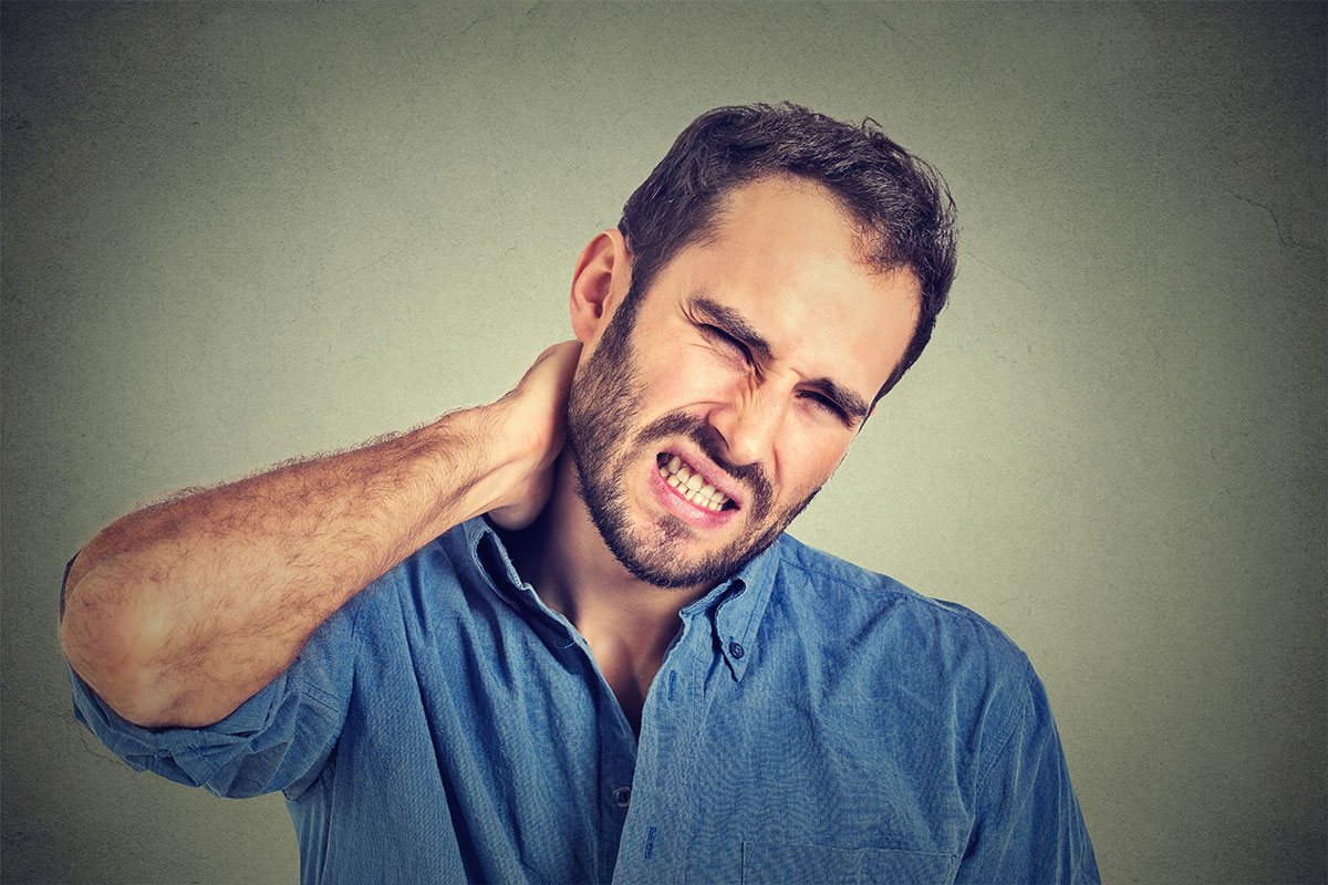 Service de chiropratique pour guérir les torticolis